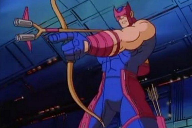 Murió John Reilly, la voz de Hawkeye animado en 1994