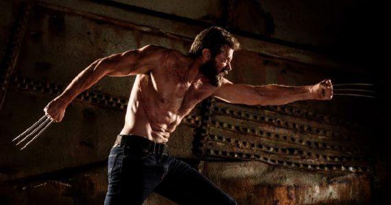 Hugh Jackman comparte un curioso arte callejero de Wolverine