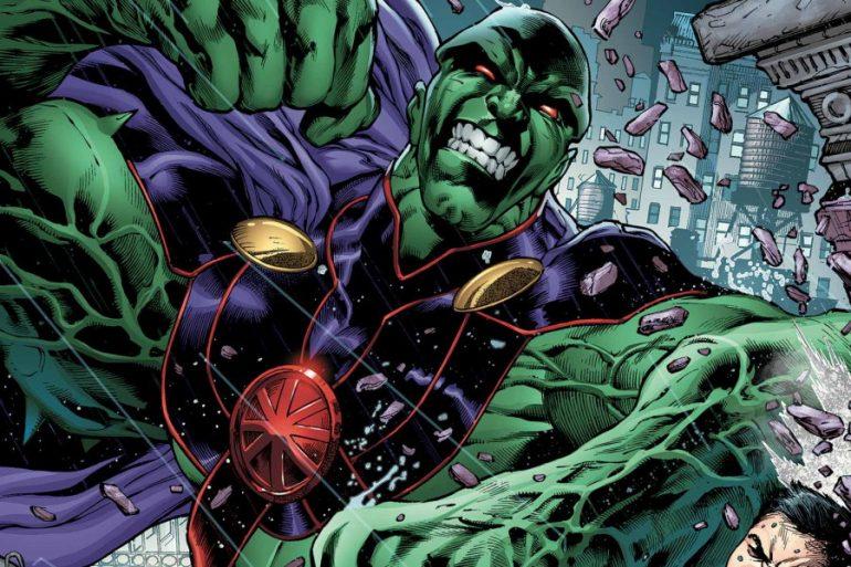 ¡Confirmado! Martian Manhunter debutará en el Snyder Cut de Justice League