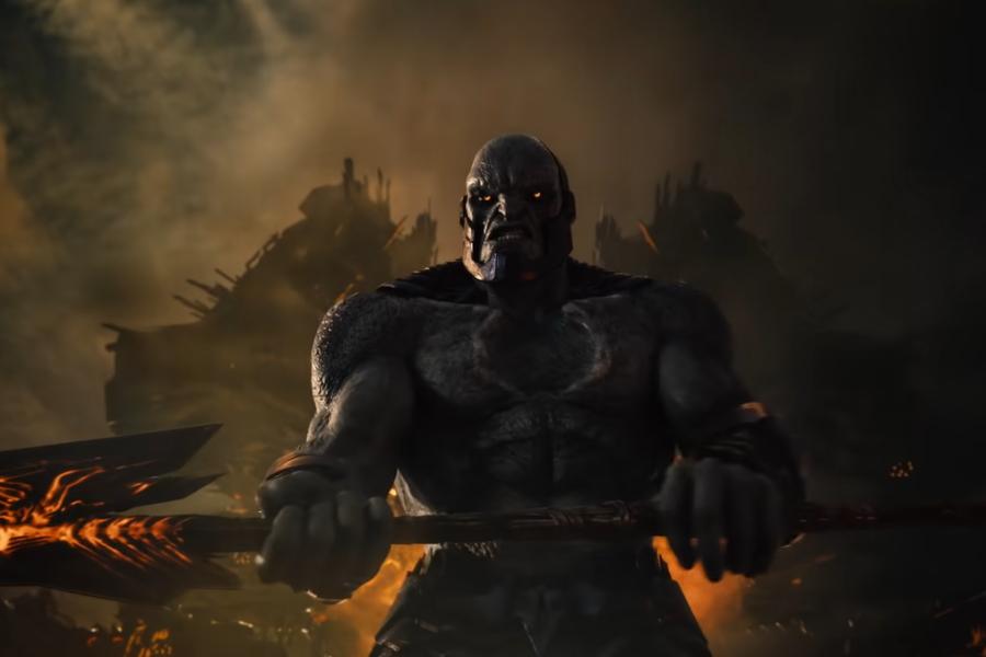 Así luce Darkseid en el Snyder Cut de Justice League