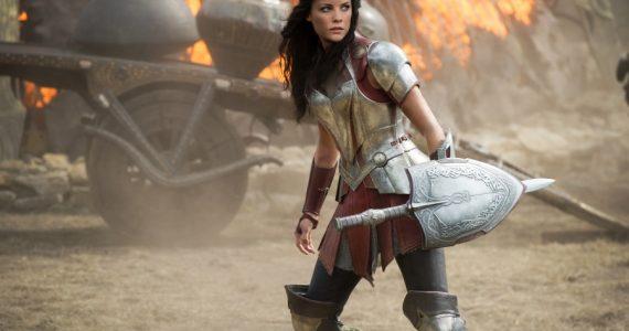 Jaimie Alexander se unirá a las filmaciones de Thor: Love and Thunder