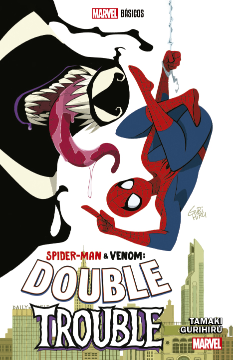 Marvel Básicos – Spider-Man & Venom: Double Trouble