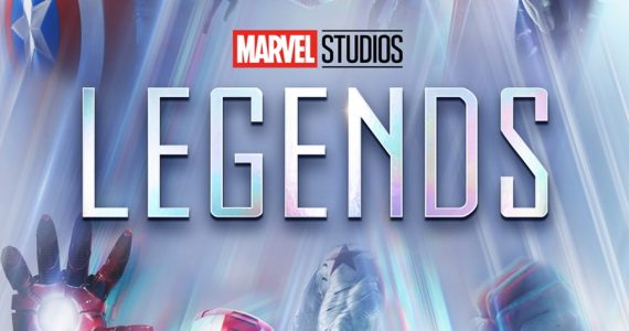 Disfruta el trailer y póster de Marvel Studios: Legends