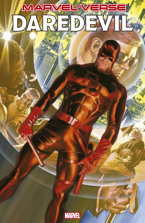 Marvel-Verse - Daredevil