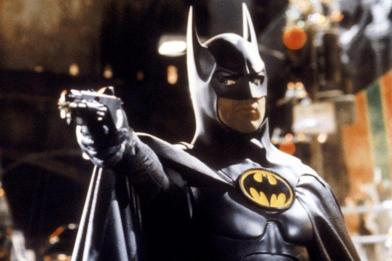 Michael Keaton sólo estará como Batman en una próxima película de DC