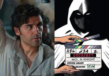 ¡Oscar Isaac es confirmado como Moon Knight!