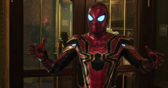 Video: Esta escena no llegó a la edición final de Spider-Man: Far From Home