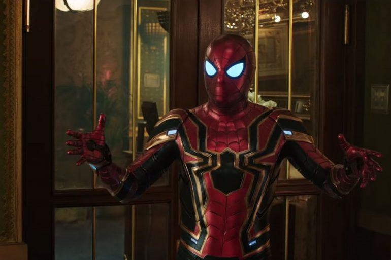 Video: Esta escena no llegó a la edición final de Spider-Man: Far From Home
