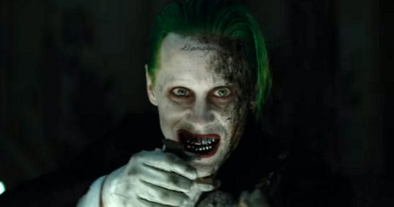 David Ayer comparte video inédito de Joker en Suicide Squad