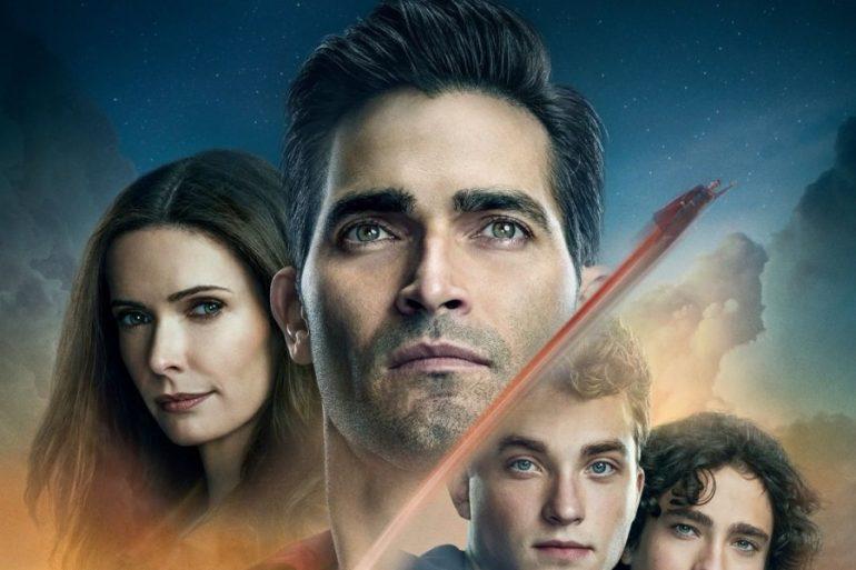La familia Kent se reune en nuevo arte de Superman & Lois