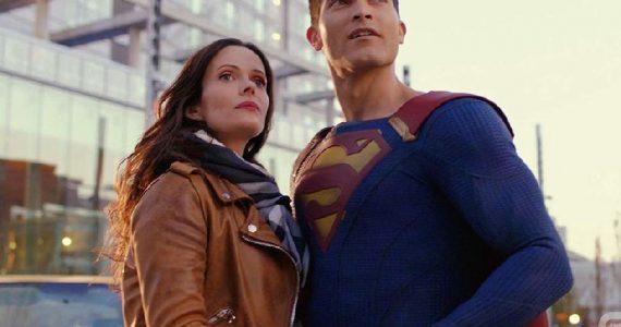 Superman and Lois: Elizabeth Tulloch comparte nueva imagen detrás de cámaras