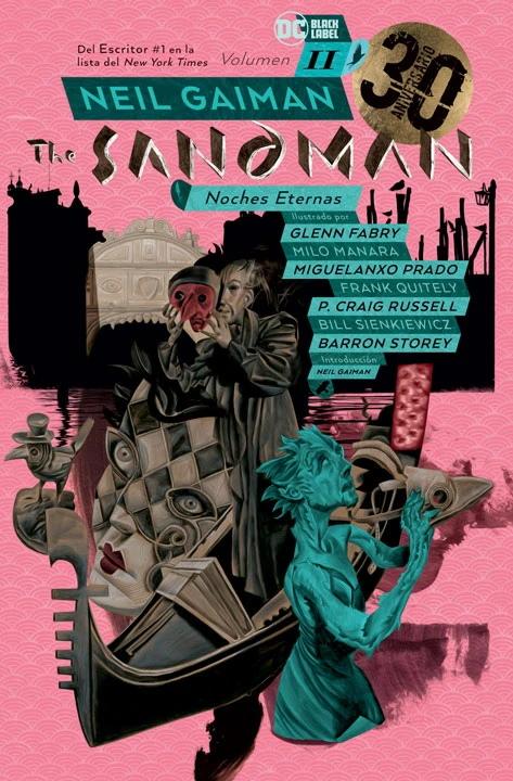 Sandman Vol. 11 Noches Eternas