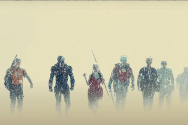 Promocional de HBO Max presenta nuevas imagenes de The Suicide Squad