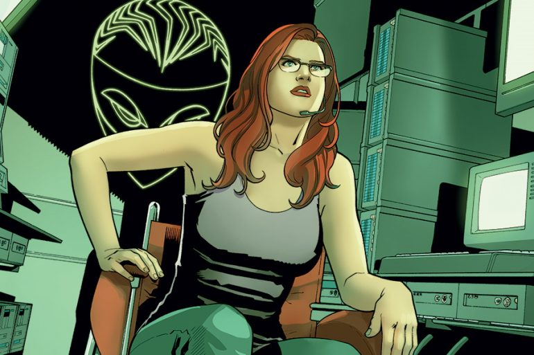 ¡Titans ya cuenta con Barbara Gordon!