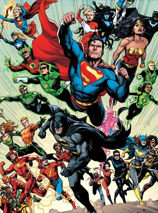 ¡Confirmado! Todo en el Universo DC está conectado