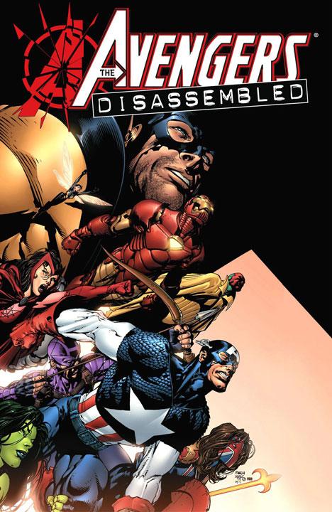 Avengers: Disassembled de 2004