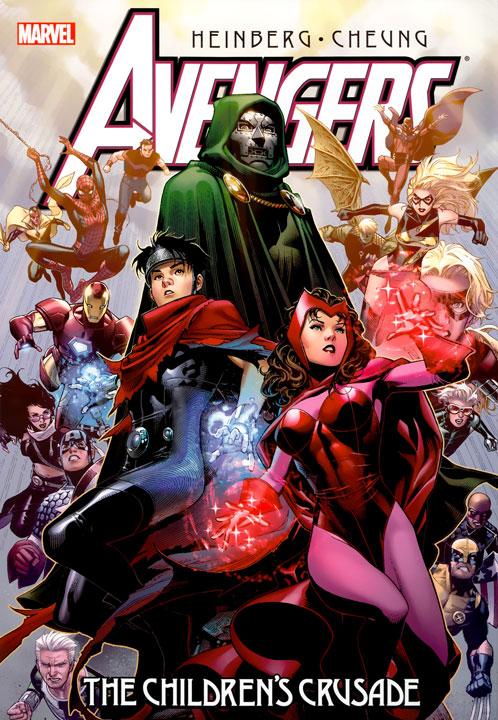 Avengers: The Children's Crusade de 2010