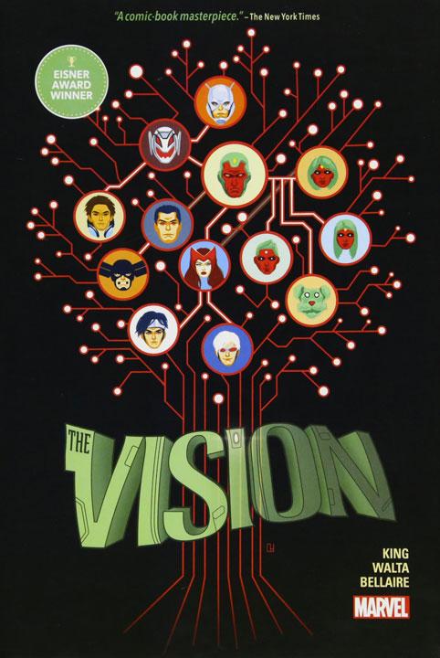 Con el estreno de la serie de WandaVision, seguro te preguntas en qué cómics está inspirada, aquí la historia de Wanda y Vision en papel.
