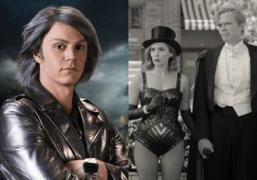 WandaVision: Una indiscreción confirma a Evan Peters como Quicksilver