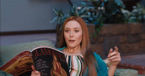"""""""El episodio 4 de WandaVision es un gran cambio"""": Elizabeth Olsen"""