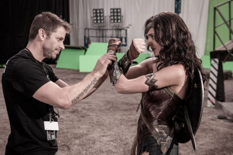 La escena de Wonder Woman 1984 que cautivó a Zack Snyder