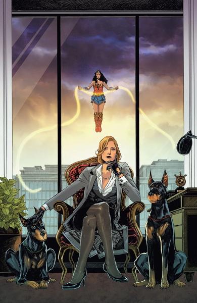 ¿Qué villanas podrían aparecer en Wonder Woman 3?
