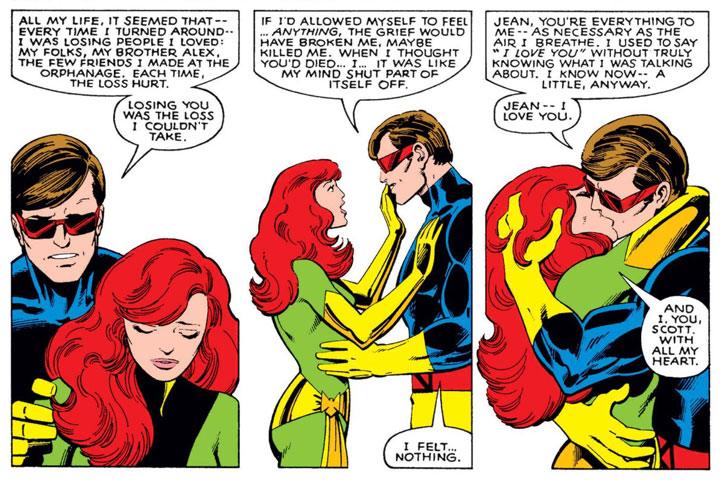 14 de febrero: 5 parejas memorables del mundo de los cómics