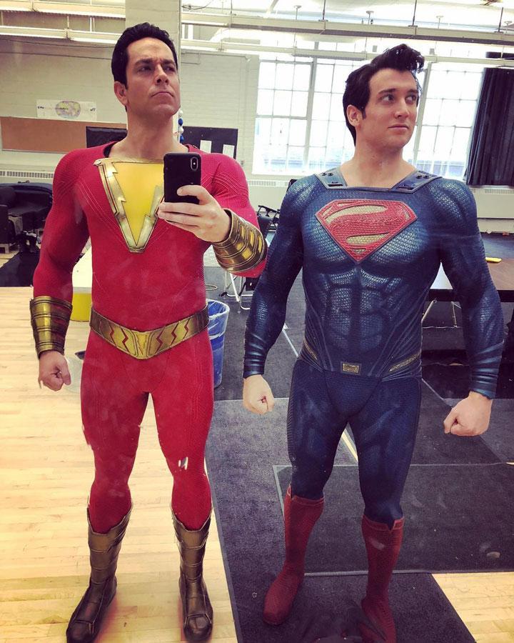 A pesar de los rumores, Henry Cavill no será Superman en Shazam!: Fury of the Gods