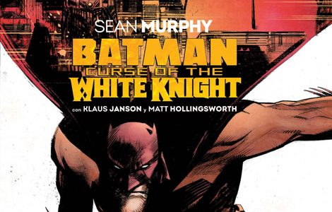 DC Black Label Batman: Curse of the White Knight
