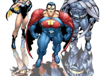 DC Comics Deluxe – JLA: Earth 2