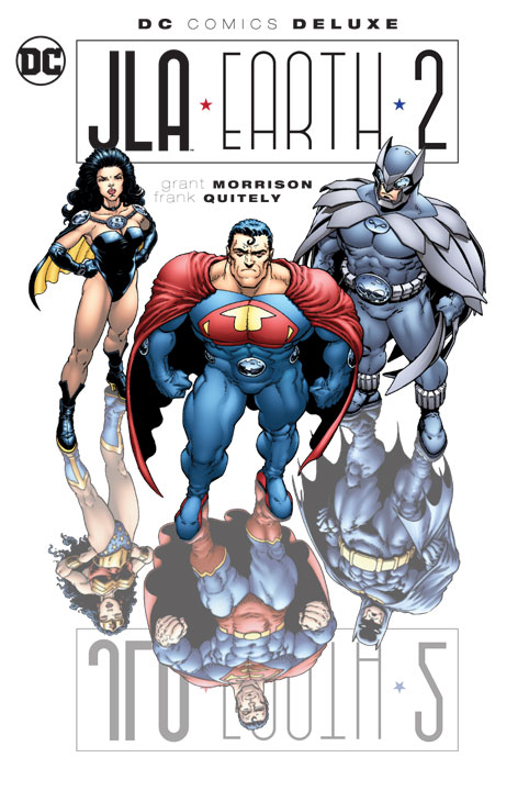 DC Comics Deluxe – JLA: Earth 2