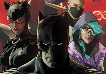 DC y Epic Games anuncian Batman/Fortnite: Zero Point