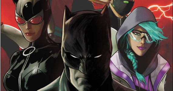 DC y Epic Games anuncian Batman/Fortnite: Zero Point