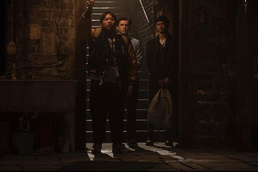 El elenco de Spider-Man 3 comparte las primeras fotos y 3 títulos para la película
