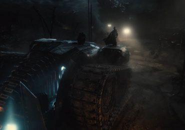 El tercer teaser de Justice League muestra un tanque similar al de Dark Knight Returns