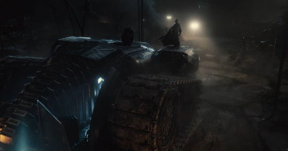 El tercer teaser de Justice League muestra un tanque similar al de Dark Knight Returns