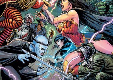 Universo DC – Justice League Dark: La Guerra de la Brujería