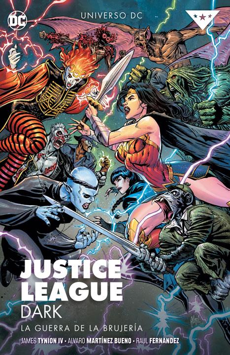Justice League Dark: La Guerra de la Brujería