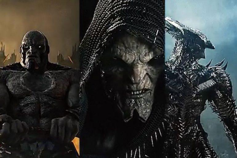 La sinopsis de Zack Snyder's Justice League confirma la llegada de Darkseid