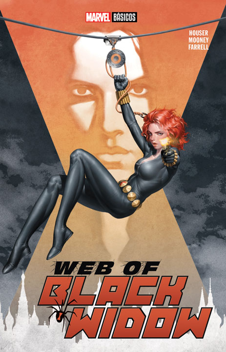 Marvel Básicos – The Web of Black Widow