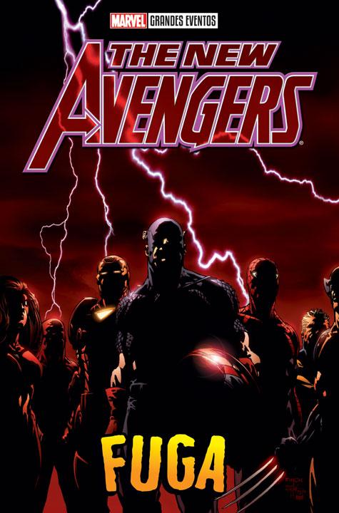 Marvel Grandes Eventos – New Avengers: Fuga