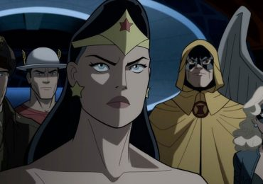 Nuevas fotos de la animación Justice Society: World War II