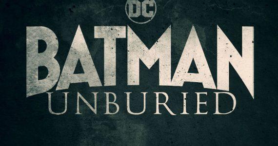 Se revela el logo de Batman Unburied y se anuncian nuevas audio series