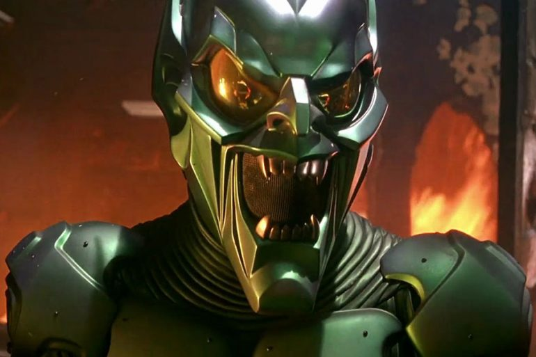 Spider-Man 3: reportan a Willem Dafoe en el set para el papel de Green Goblin