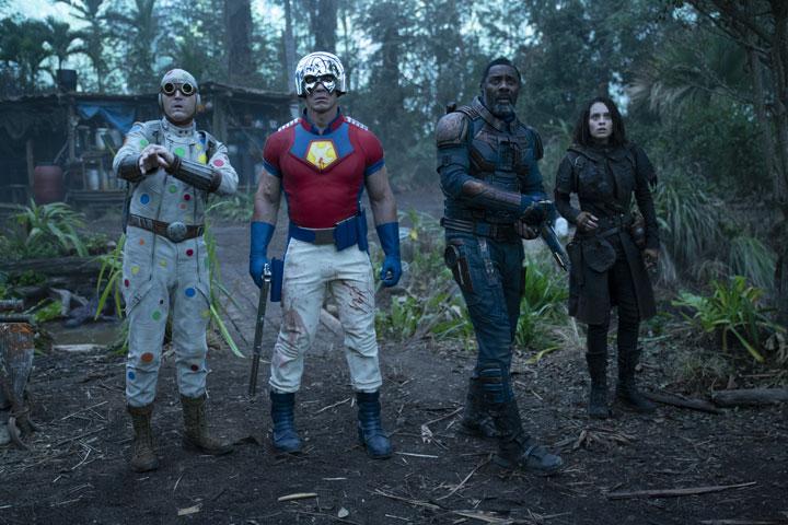 The Suicide Squad: liberan dos imágenes del equipo en alta resolución