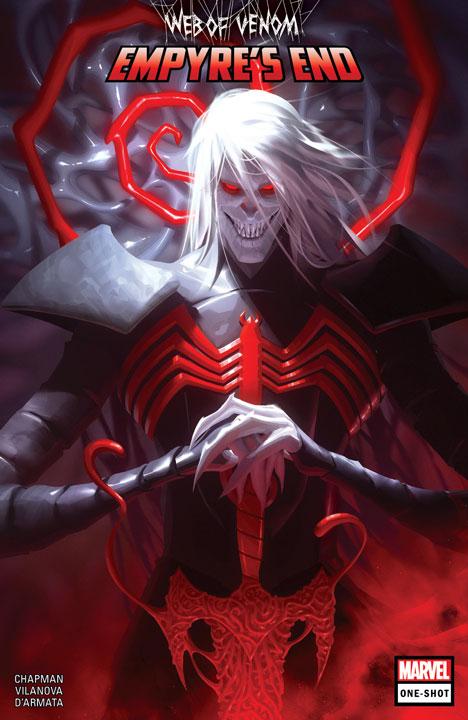 Marvel Mini Series - Web Of Venom: Empyre's End #1