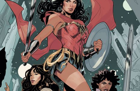 Universo DC – Wonder Woman: El Amor es un Campo de Batalla