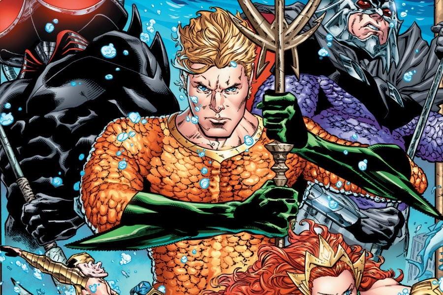¡Primer vistazo a la serie animada Aquaman: King of Atlantis!