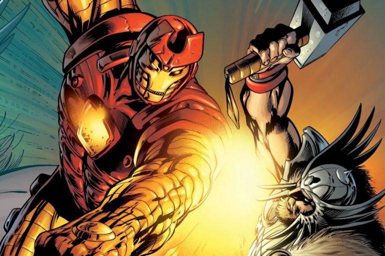 Antes de Civil War estuvo Avengers: El Enfrentamiento