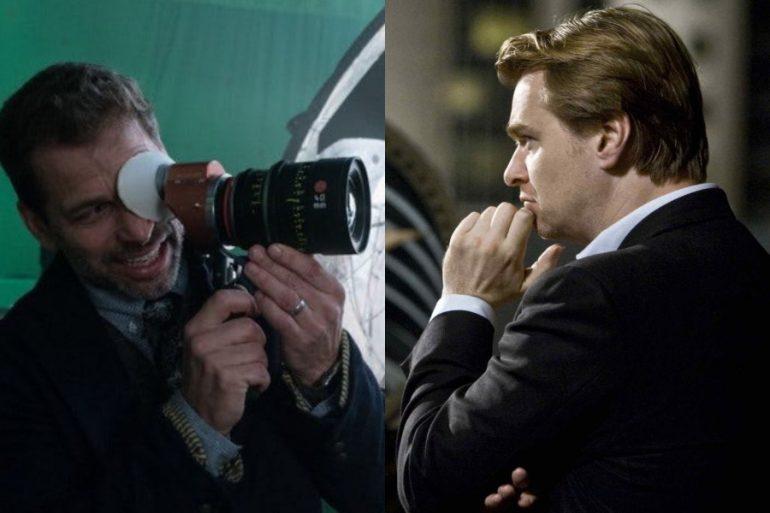 Christopher Nolan le recomendó a Zack Snyder no ver Justice League de 2017